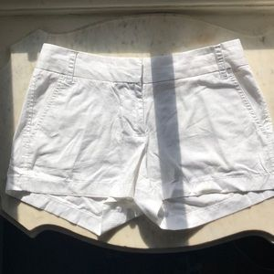 J Crew 100% Cotton Chino Shorts